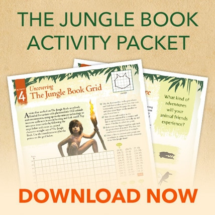 The Jungle Book Activity Guide