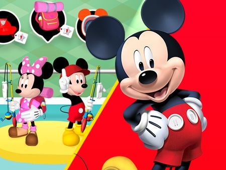 O Universo Mickey e Minnie