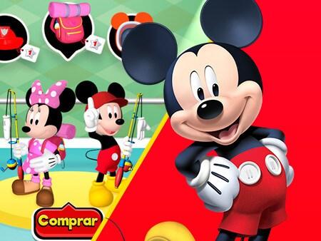 El universo de Mickey y Minnie