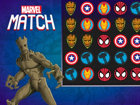 Marvel Match