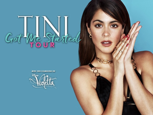 TINI - Got Me Started Tour