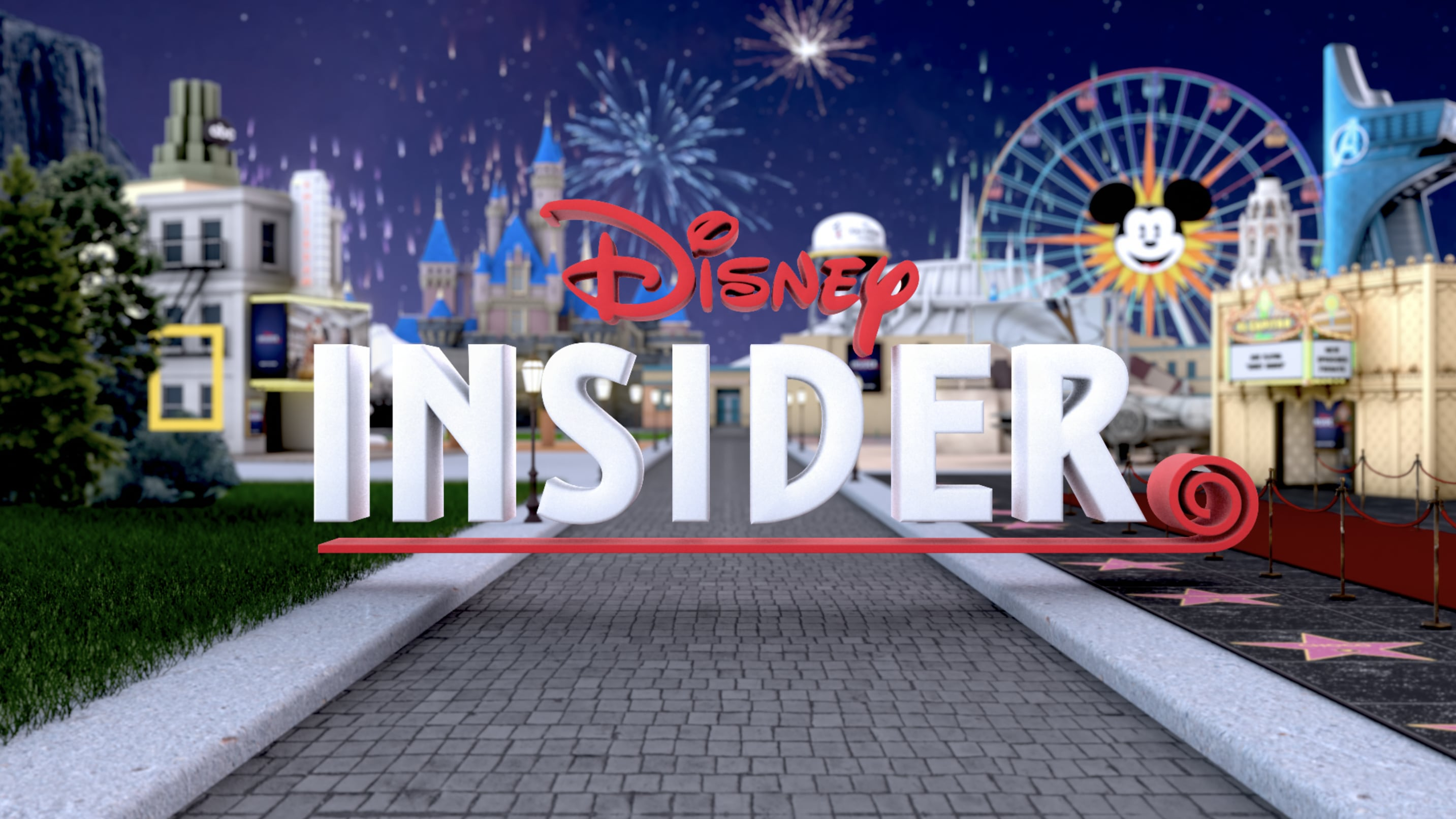 Inside the Design of the Disney Insider Series on Disney+