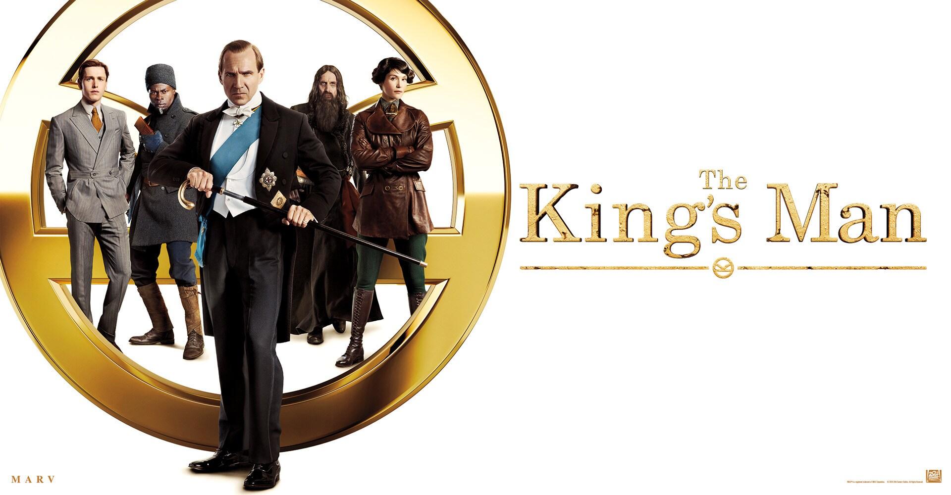 The King's Man SG - Banner Hero Object