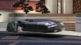 Canto Bight Speeders