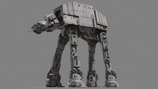 First Order AT-AT Walker
