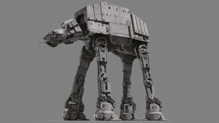 First Order AT-AT Walker