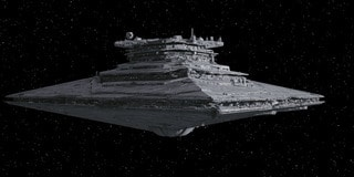 First Order Star Destroyer