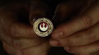 Rebel insignia ring