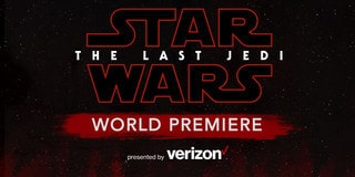 Star Wars: The Last Jedi World Premiere Red Carpet