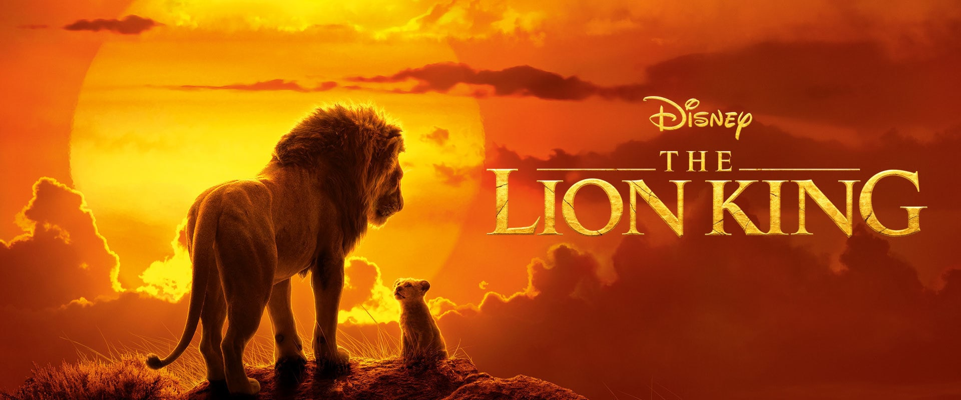 The Lion King Payoff Poster - EMEA Banner