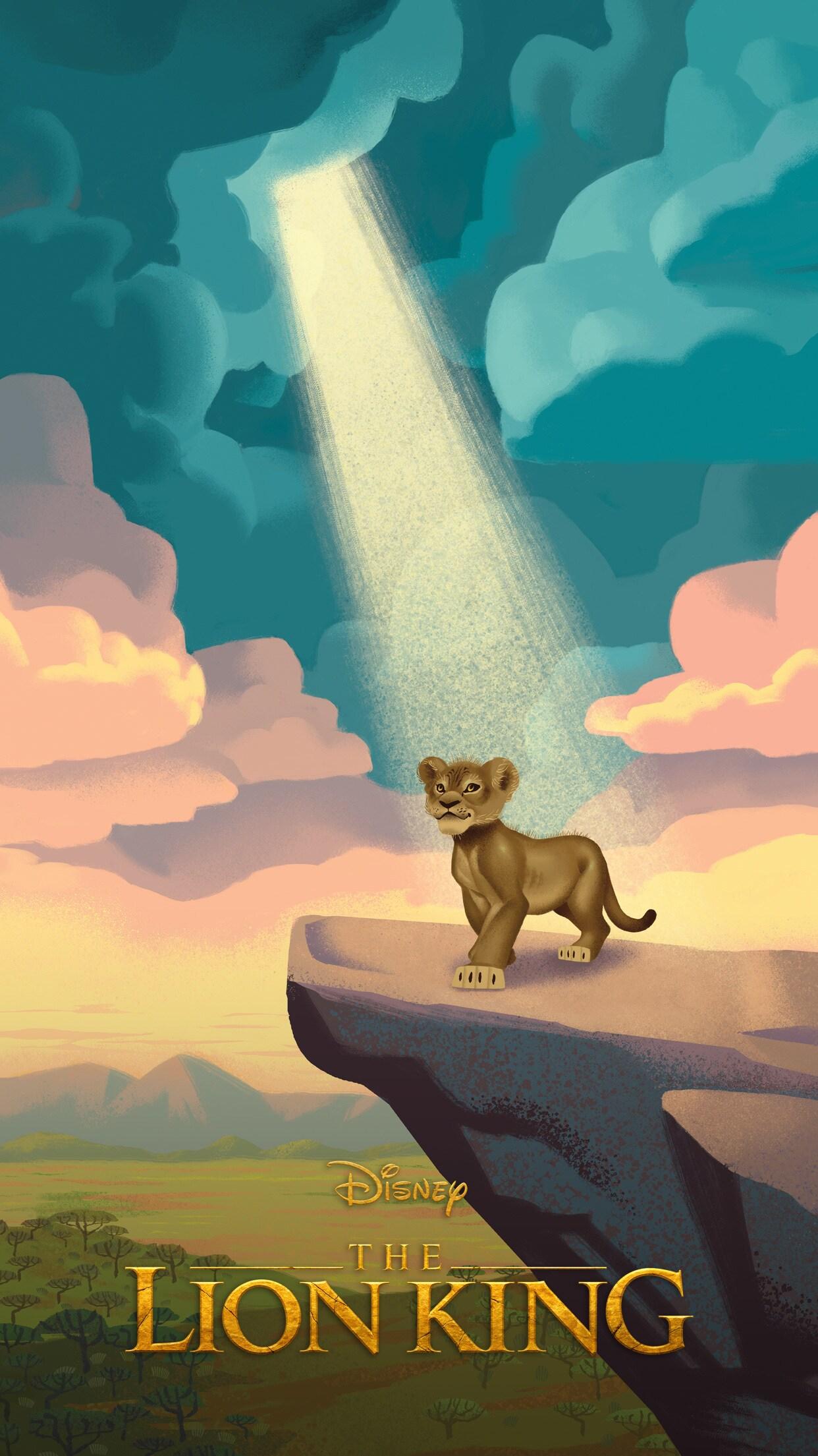 Iphone 5 Wallpaper Lion King
