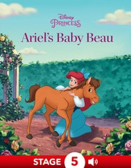 Disney Princess Enchanted Stables:  The Little Mermaid: Ariels Baby Beau