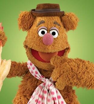 Fozzie Bear The Muppets Shopdisney