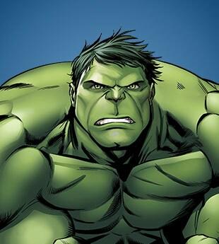 Hulk Marvel Shopdisney