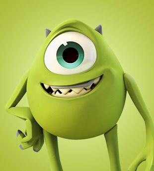 Disney Kersttrui.Mike Wazowski Monsters Pixar Shopdisney