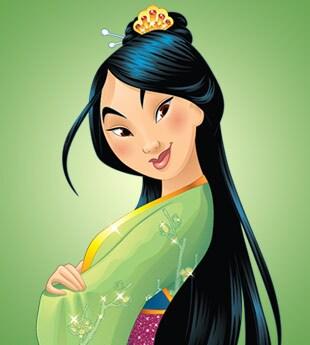 Mulan Character Shopdisney