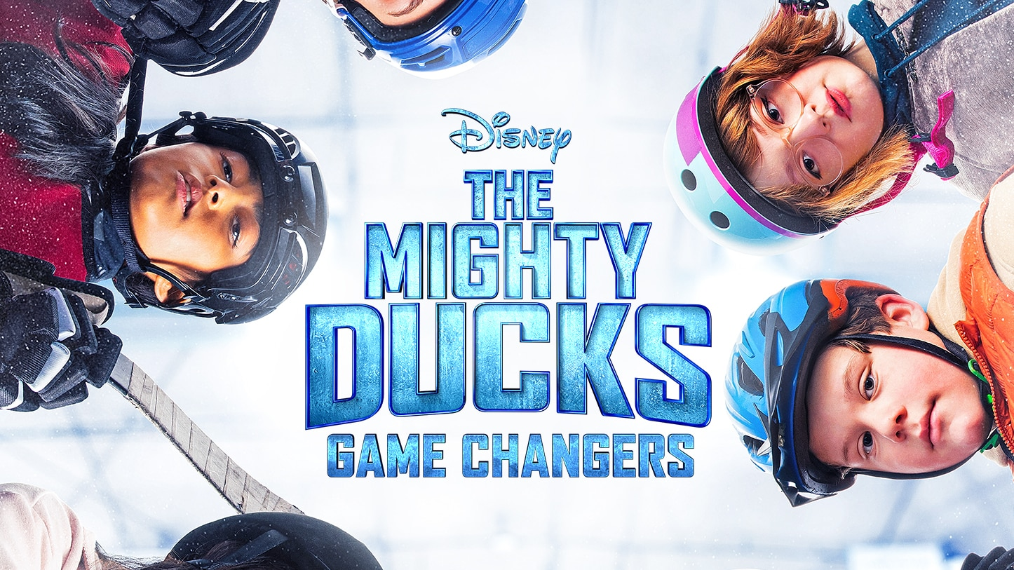 The Mighty Ducks: Game Changers - Poster