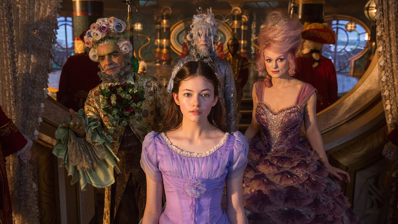 The Nutcracker and the Four Realms Showcase image 17