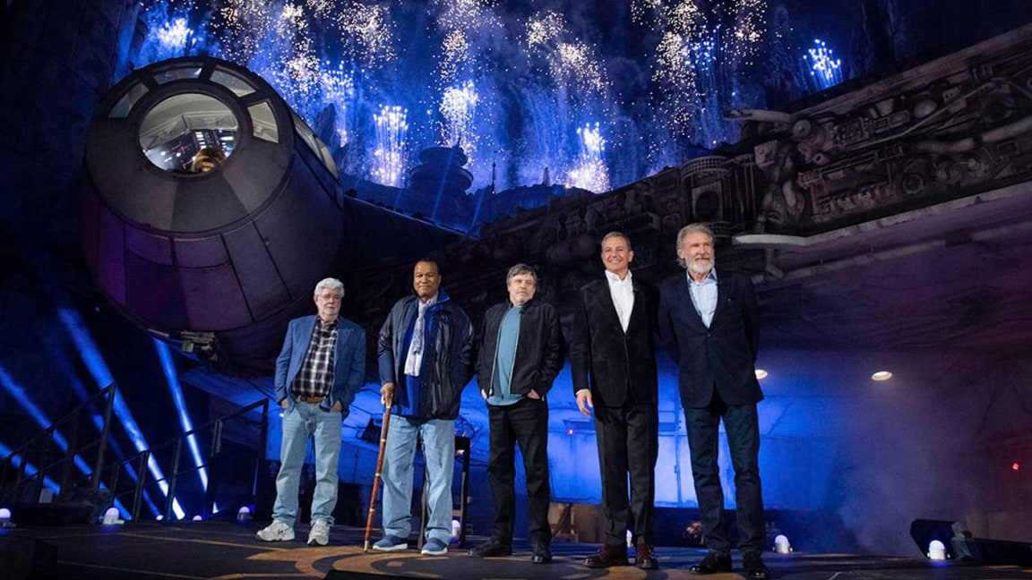 Esta semana na história da Disney: Star Wars: Galaxy's Edge é inaugurado no Disneyland Resort, 2019