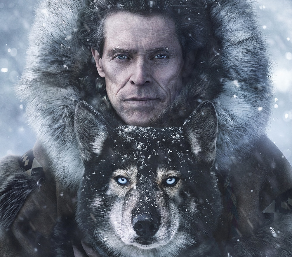Willem Dafoe as Leonhard Seppala and Diesel as Togo