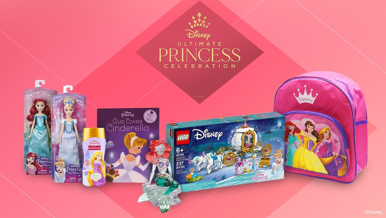 Disney Princess Products