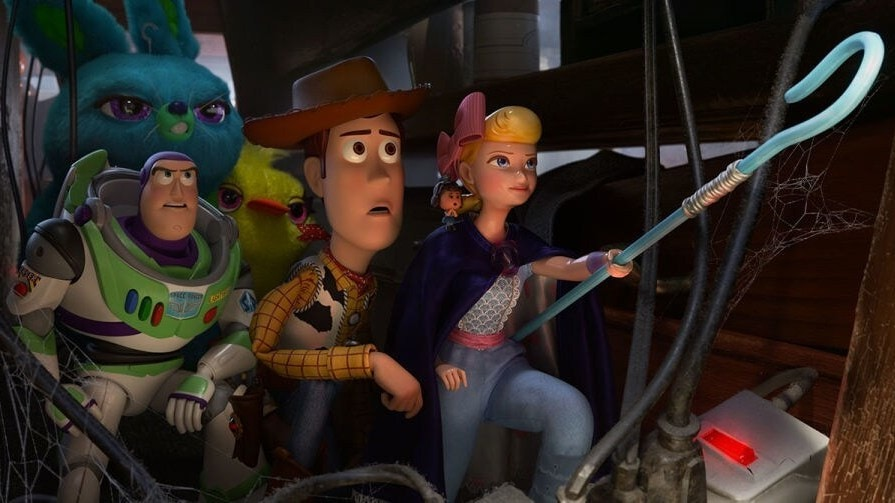 Have You Herd? Bo Peep is Back in Toy Story 4!