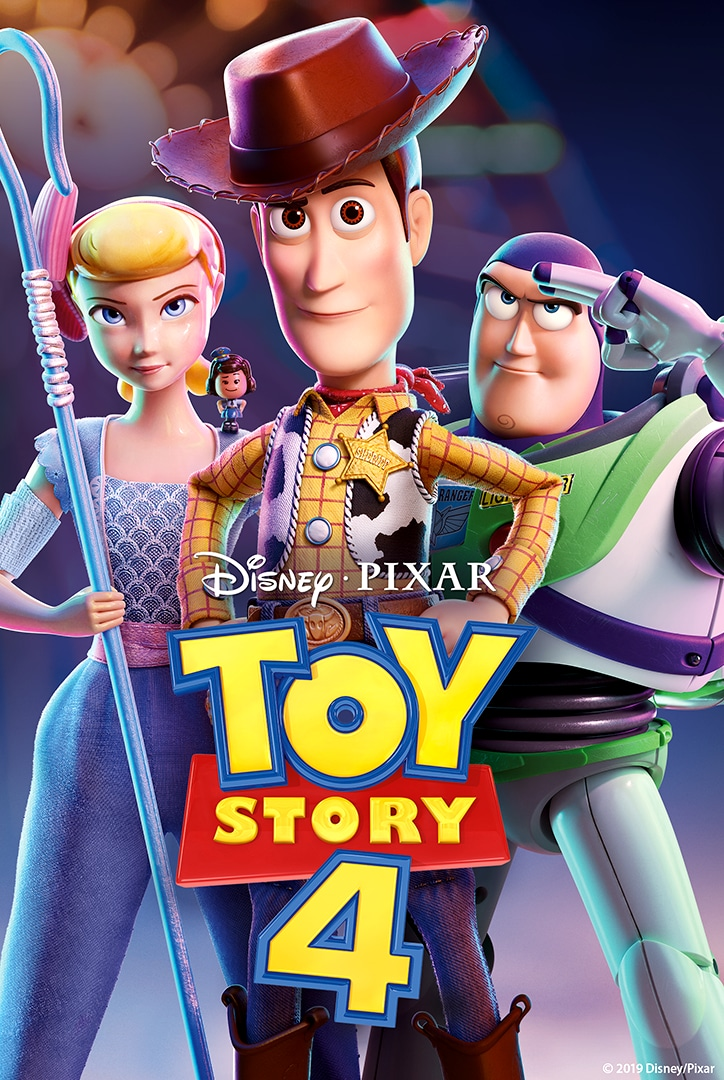 Toy Story 4 on Disney+