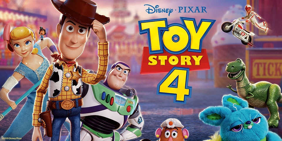 Toy Story 4 | Watch the New trailer. In cinemas 21 June 2019