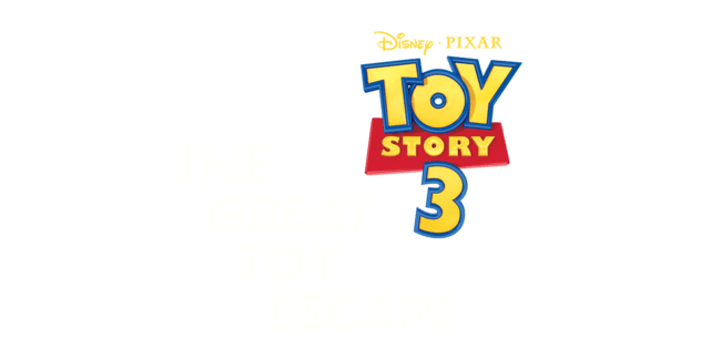 Toy Story 3: The Great Toy Escape