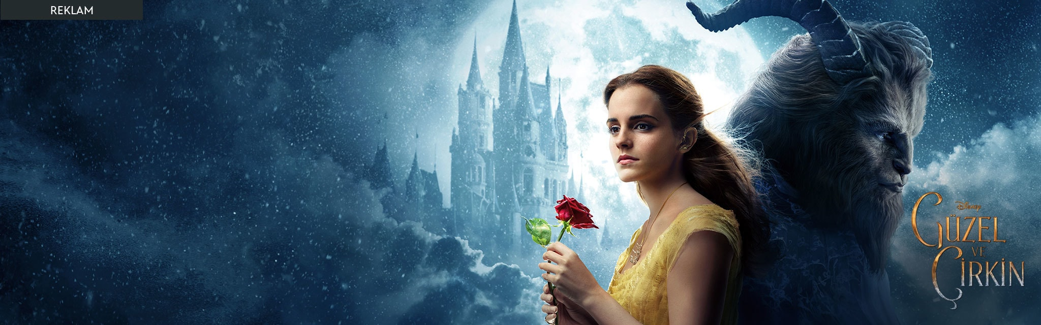 TR - Beauty and the Beast - Digital Download - Homepage Hero
