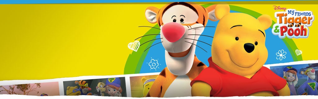 Large Hero - Show - My Friends Tigger & Pooh