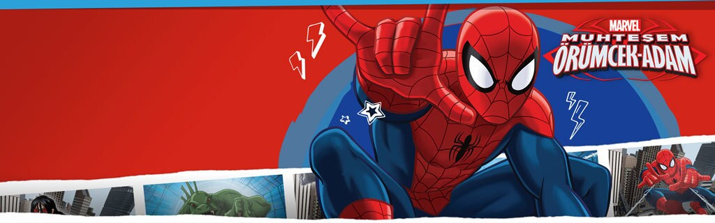 Large Hero - Show - Ultimate Spider Man