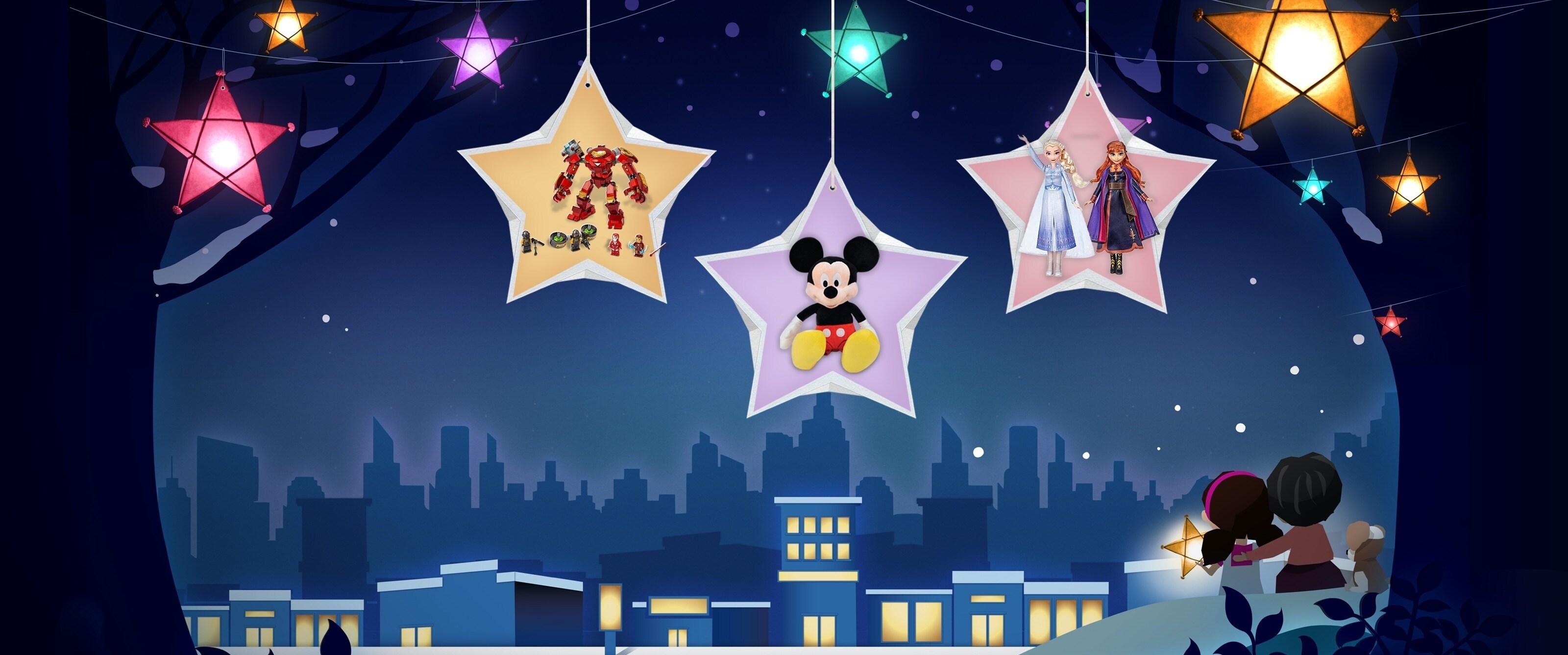 Disney'in sihirli dünyasından en iyi hediye seçimleri