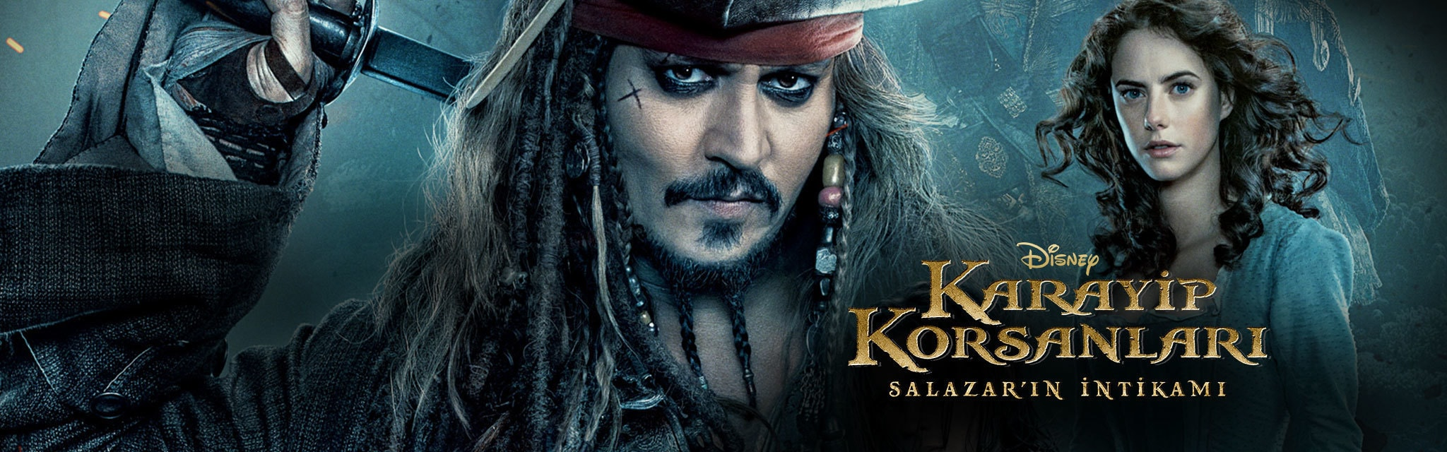 POTC - Salazars' Revenge - Movie Hero
