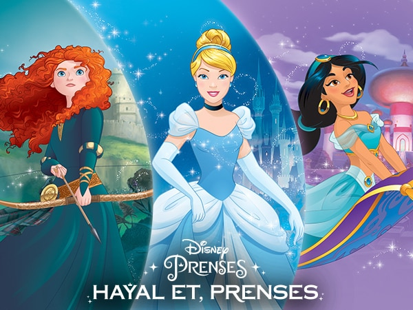Disney Prenses