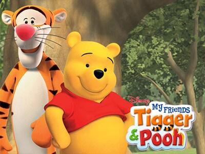 Dostlarım Tigger & Pooh