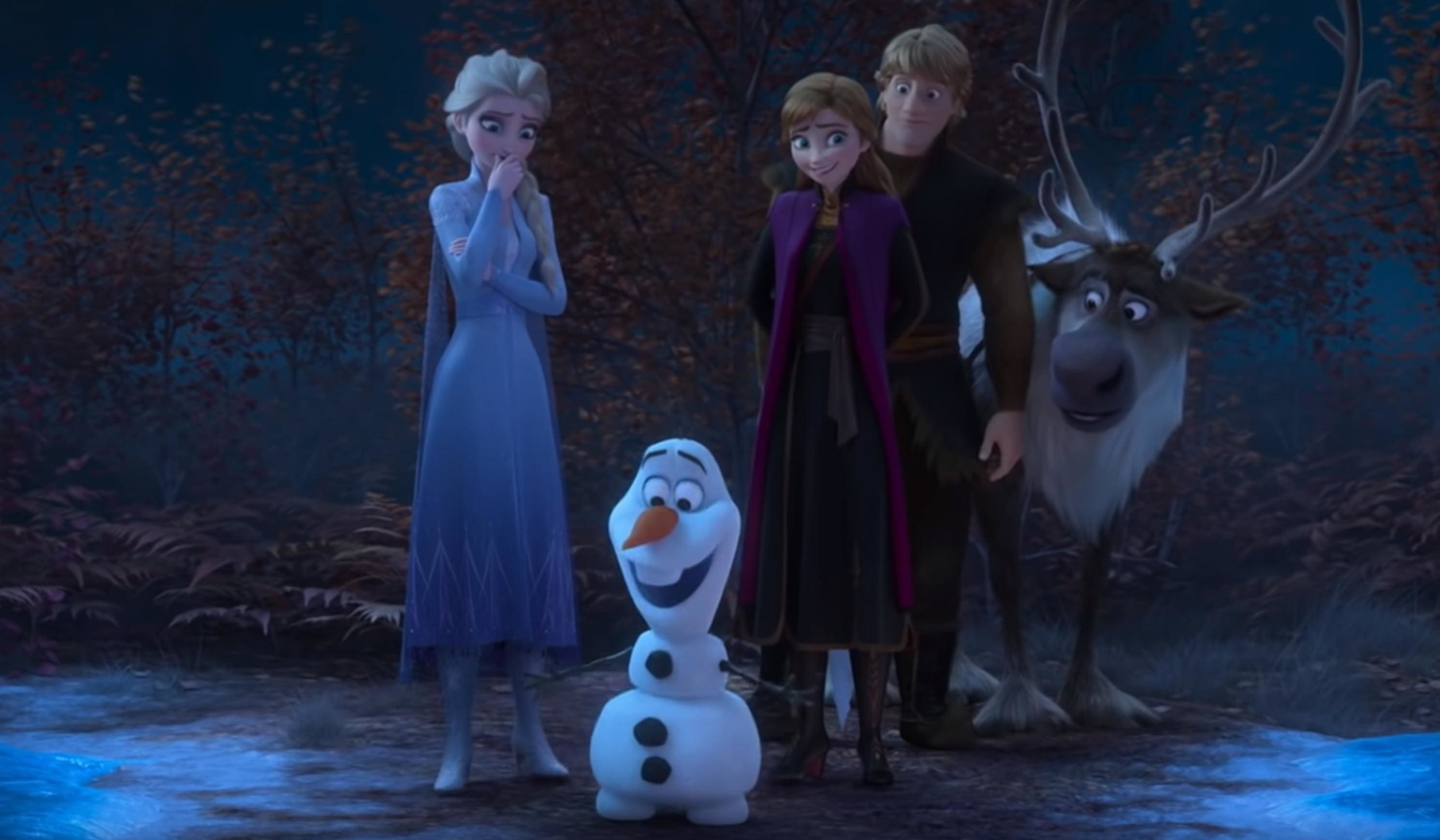 Frozen 2 | trailer01