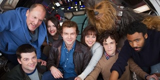 Han Solo - Smuggler. Scoundrel. Hero. A new Star Wars Story begins.