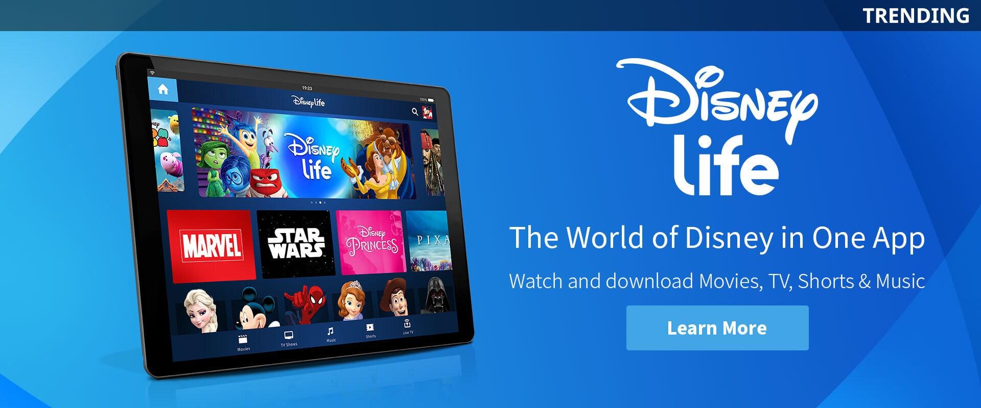Disney Life HERO Banner - Trending