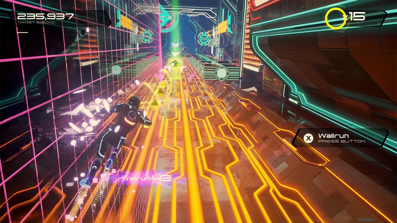 TRON RUN/r Gallery