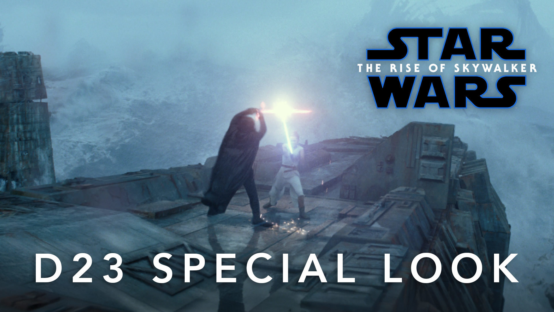 Star Wars: The Rise of Skywalker - D23 Special Look
