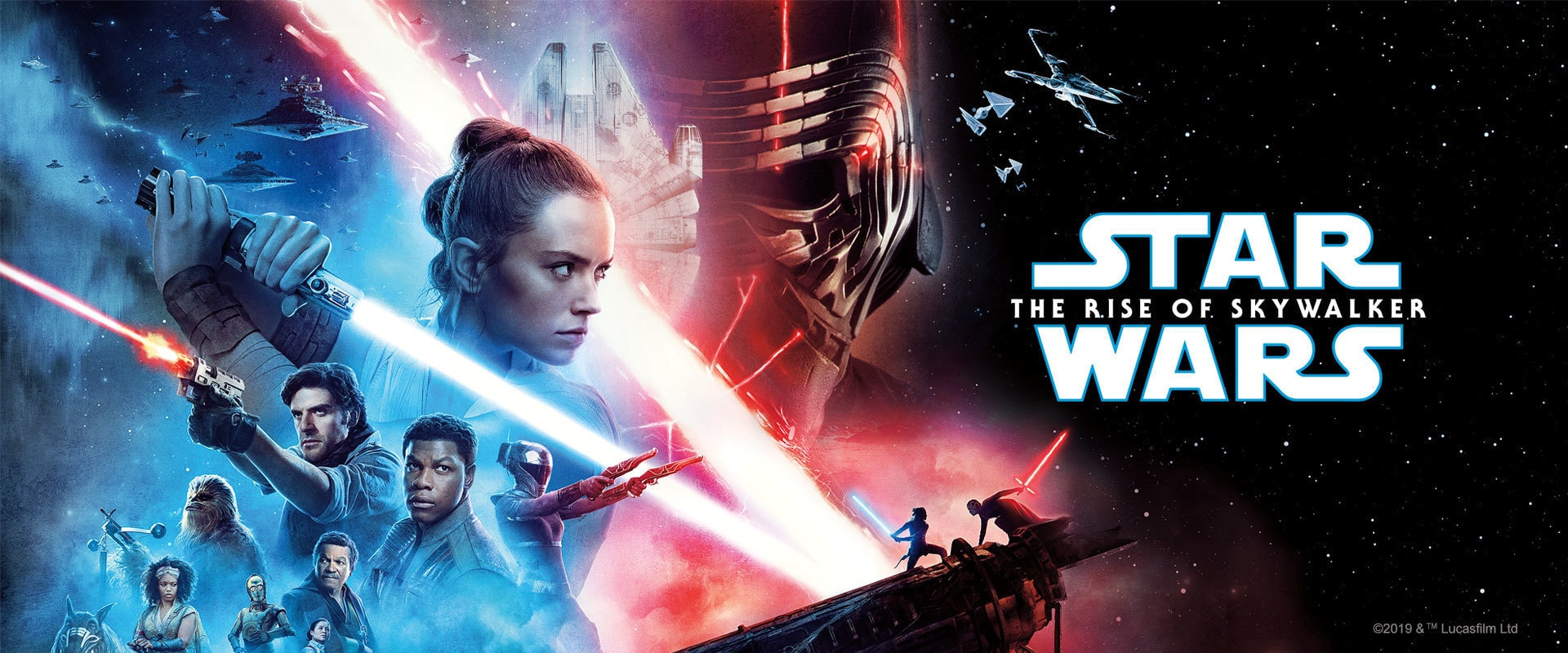 Star Wars: The Rise of Skywalker - EMEA Banner