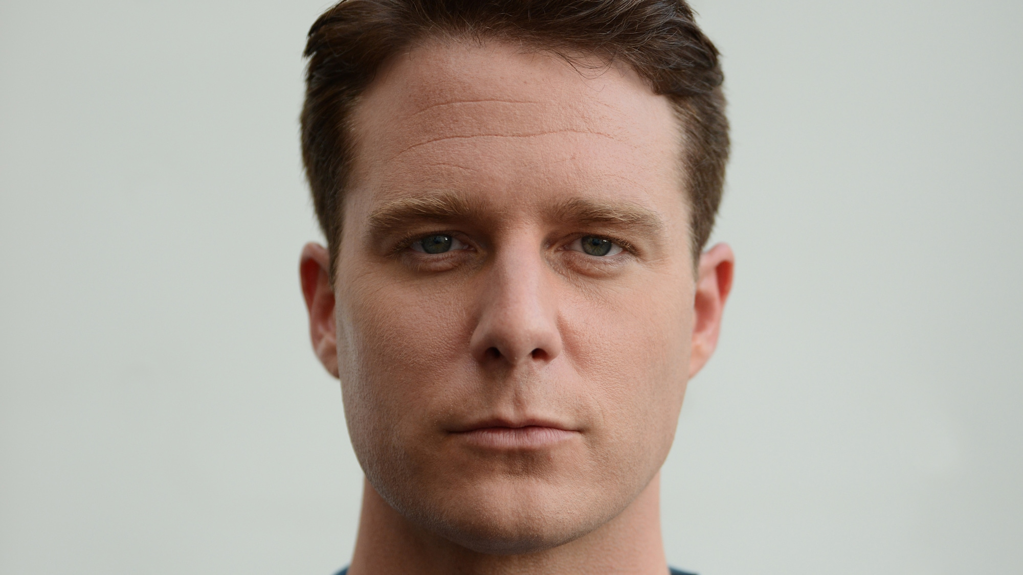 Jake McDorman as Alan Shepard in National Geographic's THE RIGHT STUFF streaming on Disney+. (National Geographic/Gene Page)