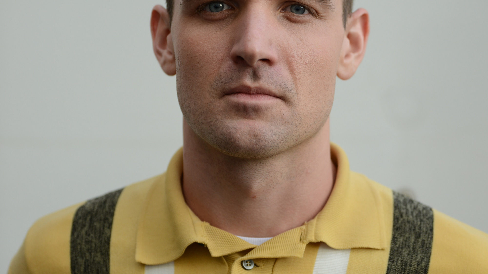 Micah Stock as Deke Slayton in National Geographic's THE RIGHT STUFF streaming on Disney+. (National Geographic/Gene Page)