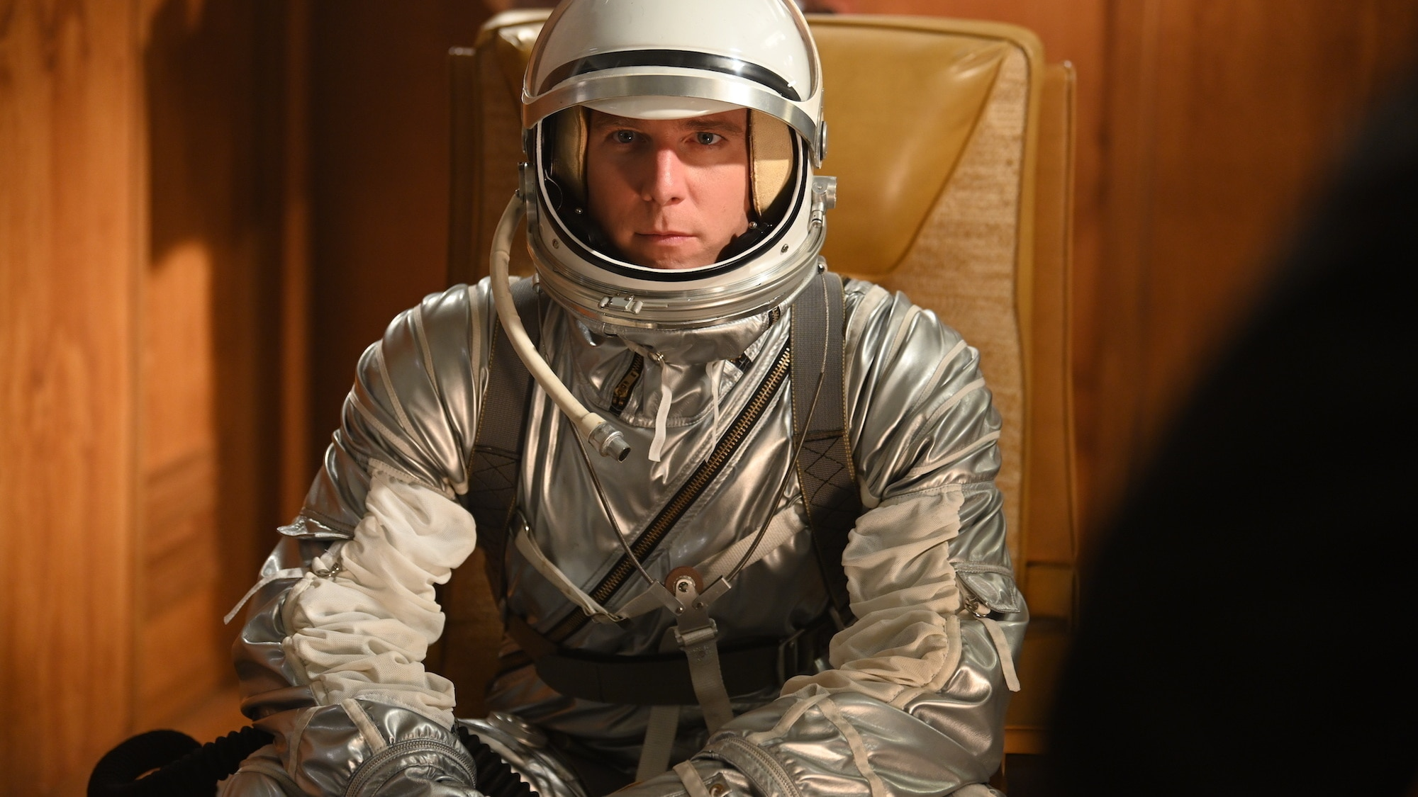 Jake McDorman as Alan Shepard in National Geographic's THE RIGHT STUFF streaming on Disney+. (Credit: National Geographic/Gene Page)