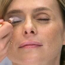 Make-Up da regina dei ghiacci