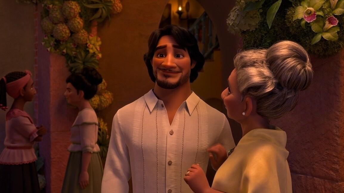 La súper estrella colombiana Maluma se une al elenco de voz de Encanto de Disney