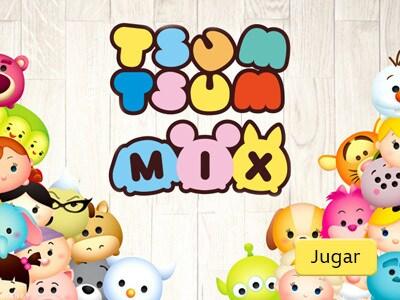 Tsum Tsum Mix