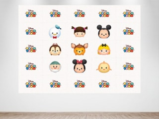 "Le studio photo ""Tsum Tsum"""