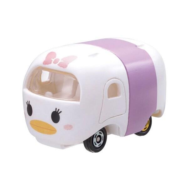 Tomica Disney Motors Tsum Tsum Daisy Duck (White)
